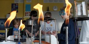 Bunsen Burner Day