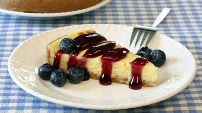 Fun And (Olympic) Games, On National Cheesecake Day