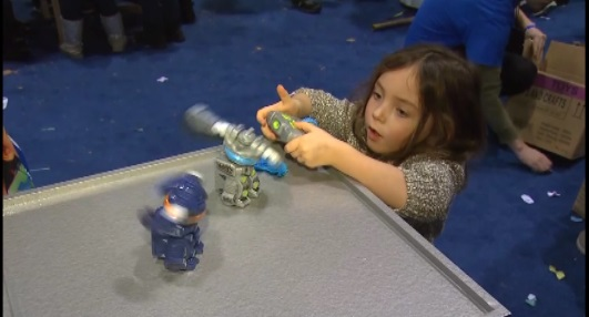 Chicago Toy & Game Fair Takes Place Over the Weekend