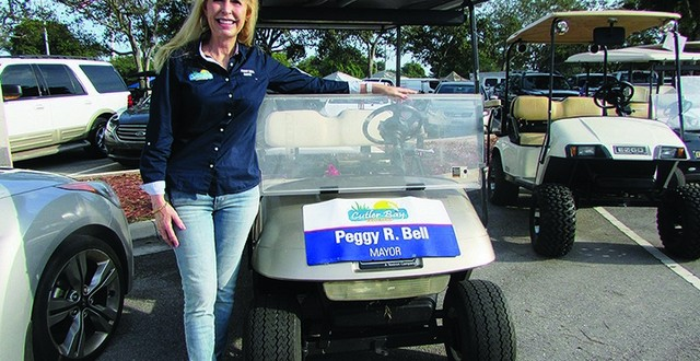 Town celebrates Chili Day, inaugural Golf Cart Rodeo