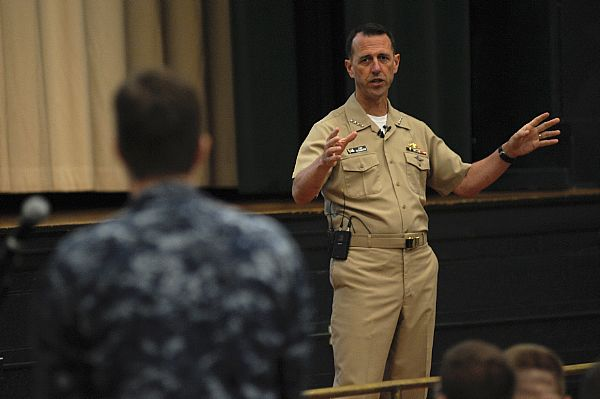 CNO: Warfighting Trumps Presence; ORP, EW Win; LCS Likely Loser