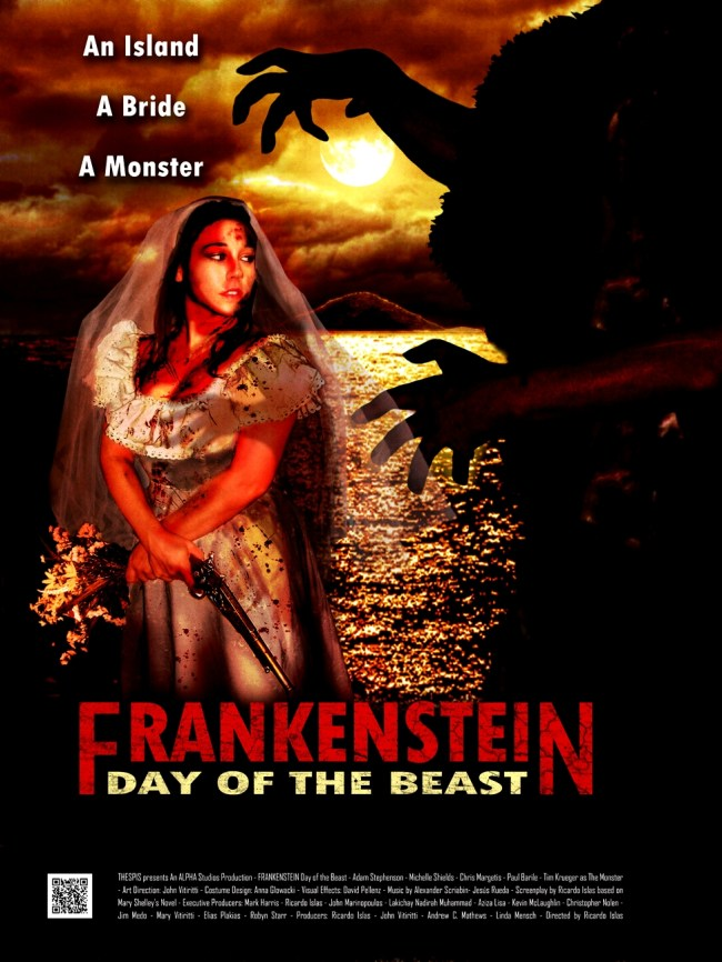 "World Premiere of ""Frankenstein: Day of the Beast"""