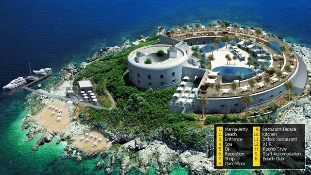 WWII concentration camp to be luxury resort