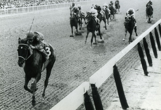 How 'The Tiny Tigress' romped away with the Filly Triple Crown
