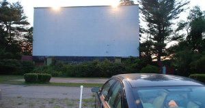 Drive-In Movie Day