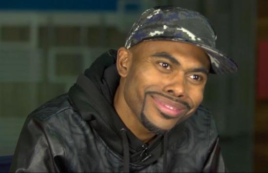 'Ain't That America' Host Lil Duval Celebrates National Measure Your Feet Day ...