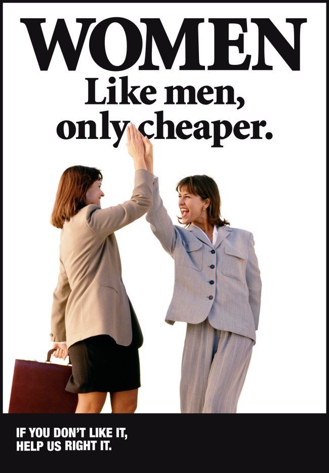 This One Equal Pay Day Tweet Sums Up The Universal Pay Gap Struggle, No Matter ...