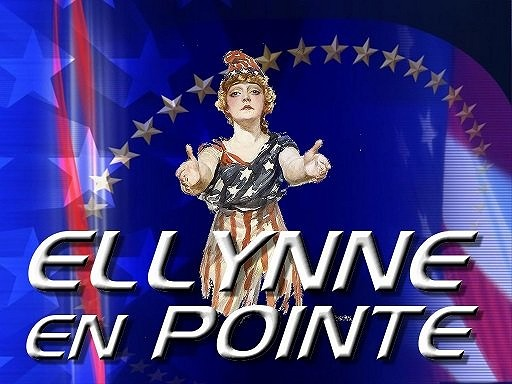 Ellynne en Pointe - State GOP holds convention