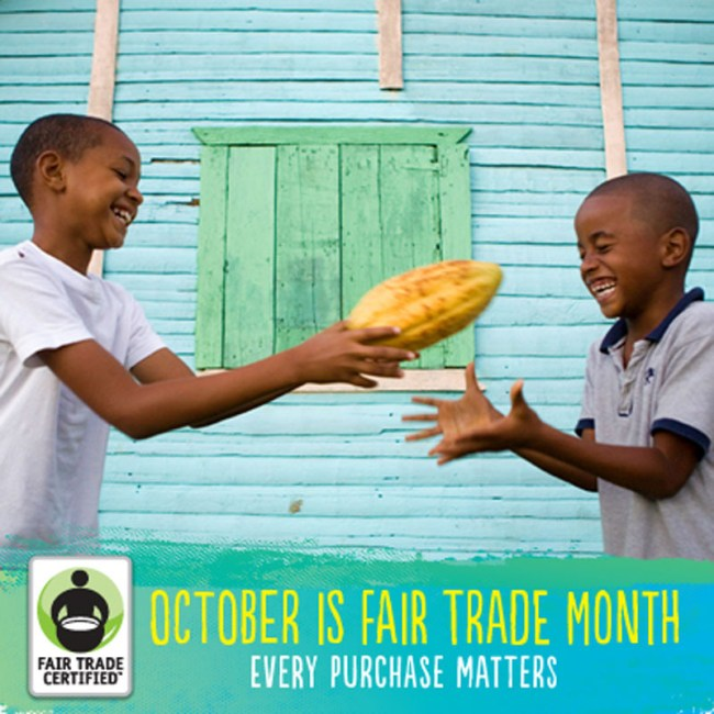 Fair Trade Month And the Fair Trade Divide