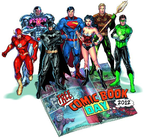 DC's Two FREE COMIC BOOK DAY Titles Revealed