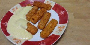 Fish Fingers and Custard Day