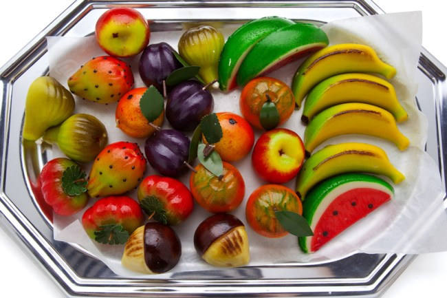 National Marzipan Day—Time To Eat Your 'Fruits and Veggies'