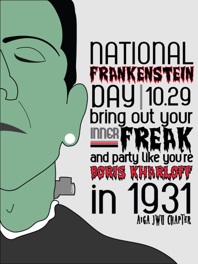 Frankenstein Day