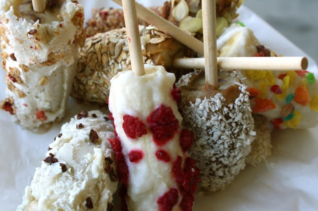 Enjoy These 6 Unbelievably Cool Vegan Foods on a Stick!