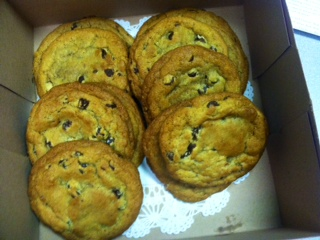 DeWitt Bakery Expanding, Celebrating National Chocolate Chip Day