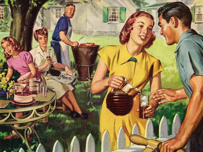 As American As Iced Tea: A Brief, Sometimes Boozy History