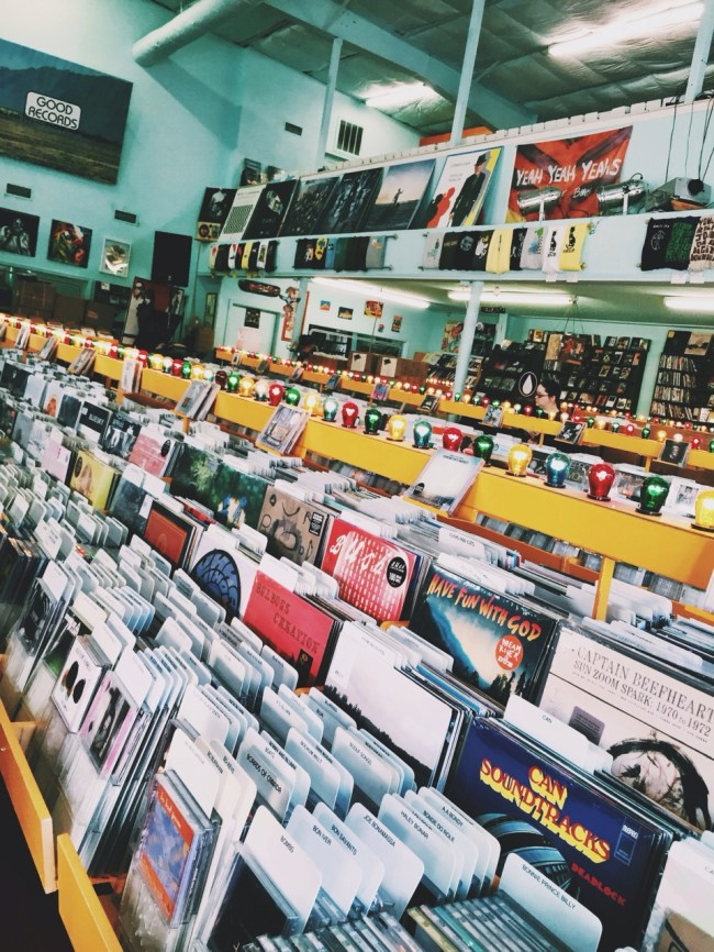 Where to Celebrate National Vinyl Record Day