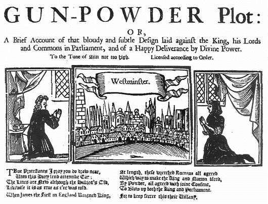 John Donne's 1622 gunpowder sermon recreated