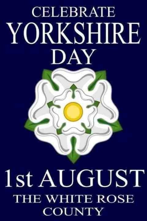 Ay Up! Yorkshire Day is upon us
