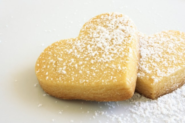How to get a quick and easy sweet fix? Shortbread