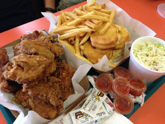 Honey's Kettle Wants You to Dig In on Fried Chicken Day