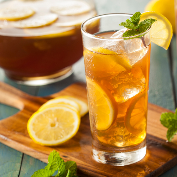 Brookhaven Retreat Offers 7 Iced Tea Hacks to Commemorate National Iced Tea Month