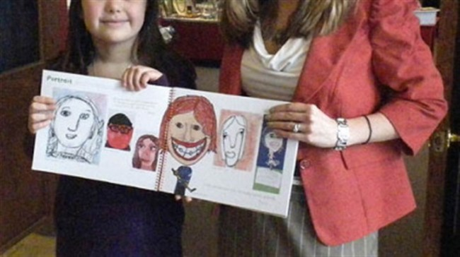 Westmoreland museum uses Mt. Lebanon teacher's book on American art to involve ...