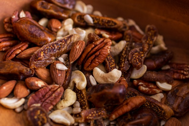 Munch on Some Guilt-Free DIY Trail Mix