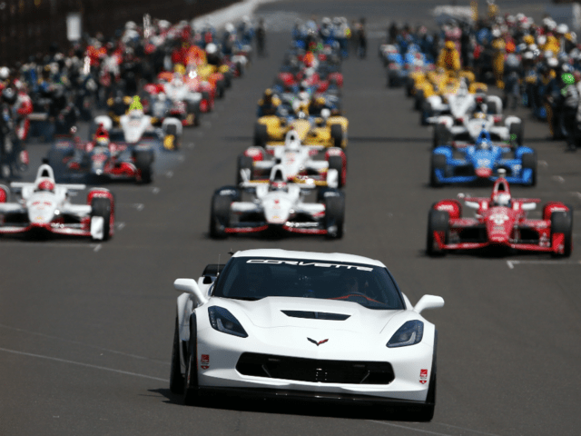 For the first time, the Indianapolis 500 will have a presenting sponsor