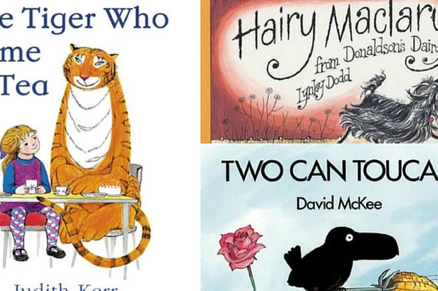 International Children's Book Day: Are your childhood favourites in our top ten?