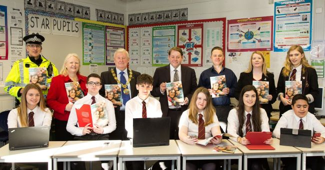 West Lothian Council taking part in Safer Internet Day 2016