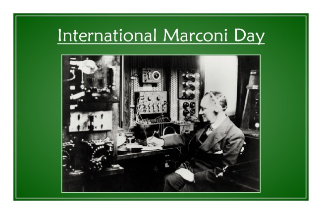 Caister Marconi radio station contacts 36 countries