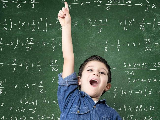 World Maths Day: ​Why are Britons so hopeless at maths?