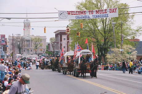 Thousands gallop to Calvary for Mule Day