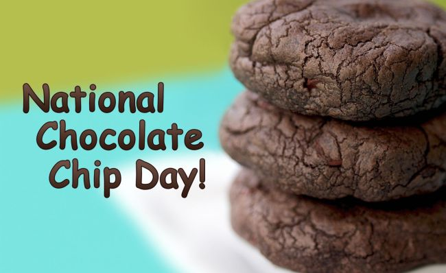 National Chocolate Chip Day: Overnight chocolate chip cookies