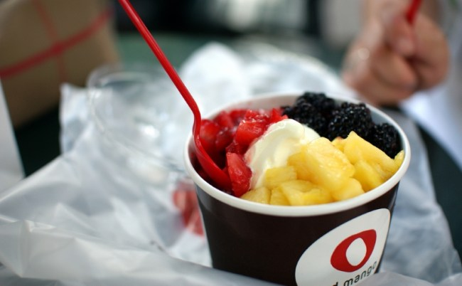 6 Delicious Deals and Freebies for National Frozen Yogurt Day