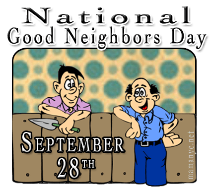 Good Neighbor Day Supports Community