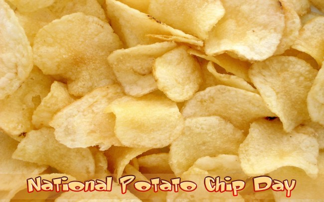 National Potato Chip Day: Fast Facts about Middleswarth Chips