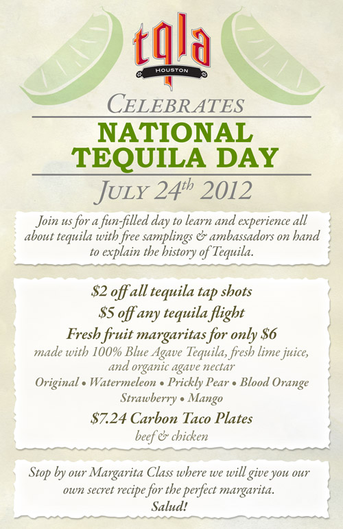 7 ways to celebrate National Tequila Day in Las Vegas