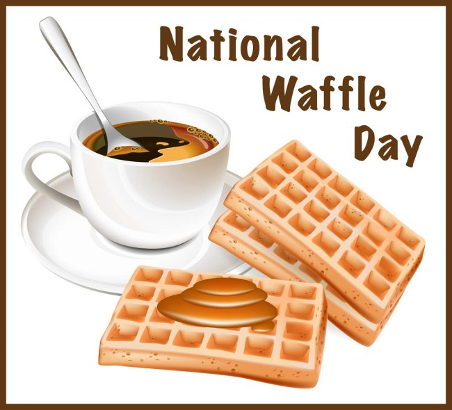 5 places to celebrate National Waffle Day in Las Vegas