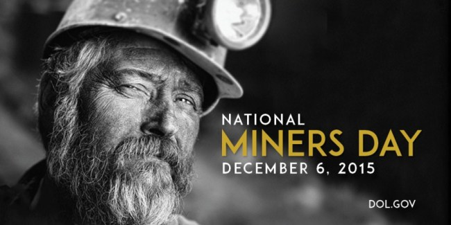 United States celebrates miners with National Miners Day (VIDEO)