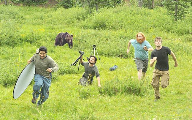 World Photography Day: 50 crazy things photographers do to get the best shot