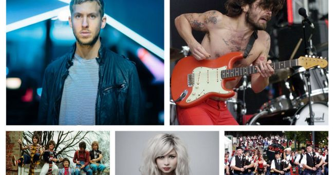 Scottish music quiz: Test your knowledge of Scotland's bands and songs