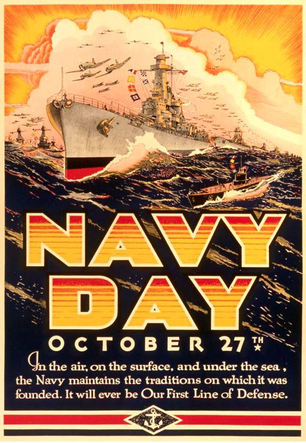 National Navy Day 2015: Top 10 Quotes to Honor the Day