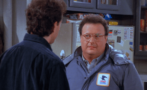 TBS Celebrates 'Thank a Mailman Day' Wednesday with 4 Newman episodes of ...