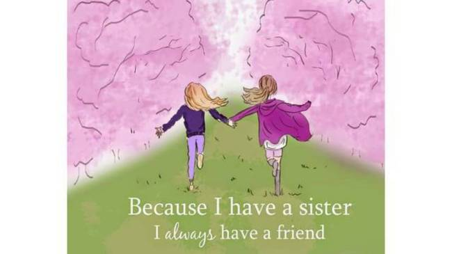 Celebrate National Sisters Day