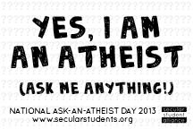 National Atheist Day 2015