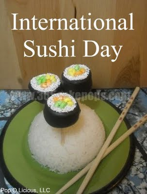 International Sushi Day, Part Deux: Buy 2 get 1 free sushi rolls at Bento on ...