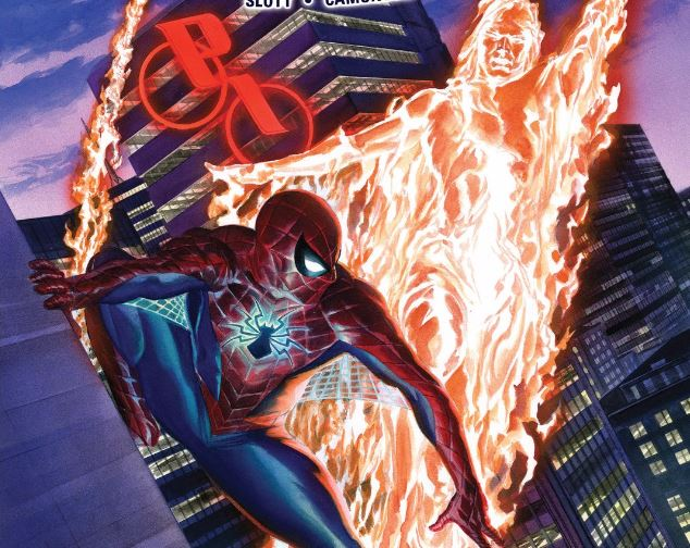 Looking Back on Spider-Man's 2015 Comic Year