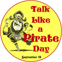 Get free doughnuts from Krispy Kreme for 'Talk Like a Pirate Day'